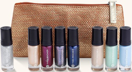 Collection de 8 vernis et sa trousse offerte