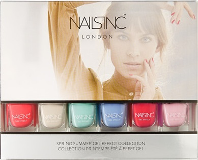 Mini Gel effect Spring Summer collection