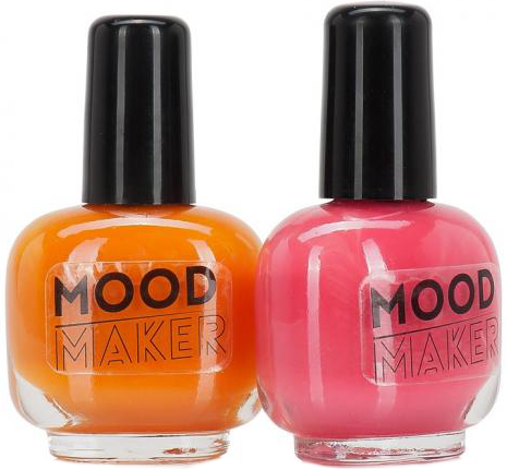 Mood maker set orange